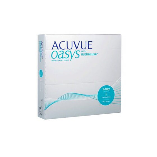 ACUVUE OASYS 1 DAY with Hydraluxe (90P)