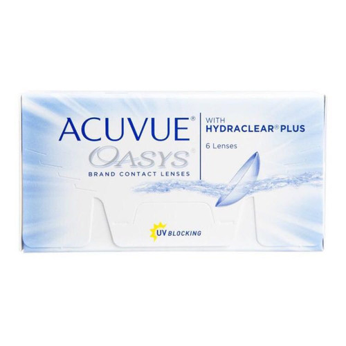 ACUVUE OASYS With Hydraclear (6lens)