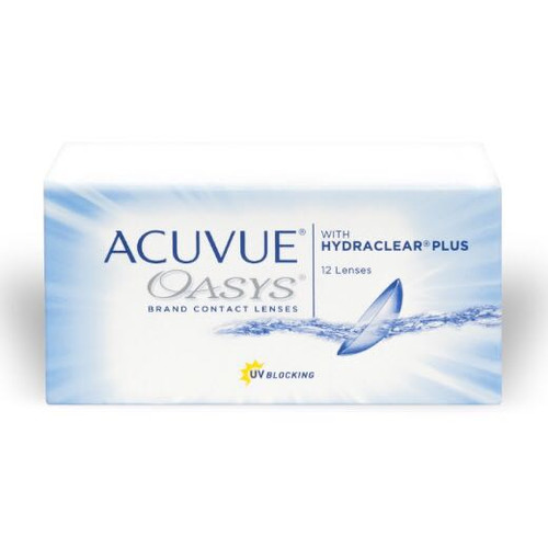 ACUVUE Oasys With Hydraclear(12 lens)