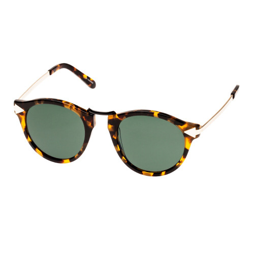 Karen Walker Alternative Fit Helter Skelter Crazy Tort bemyeyes.com.au