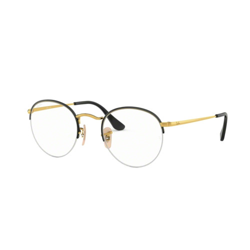 Ray-Ban RX3947V GOLD ON TOP BLACK #2946