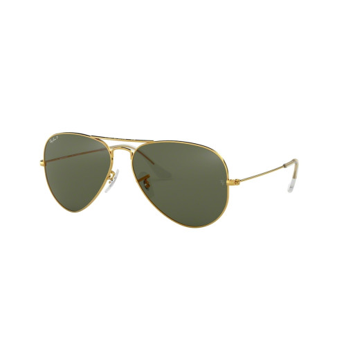 Ray-Ban RB3025 GOLD POLARIZED