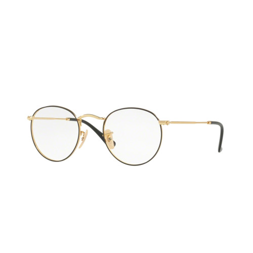 Ray-Ban RX3447 GOLD ON TOP BLACK