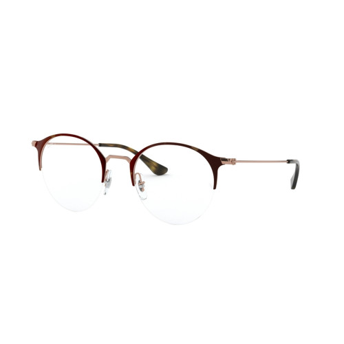 Ray-Ban RX3578V COPPER ON TOP HAVANA