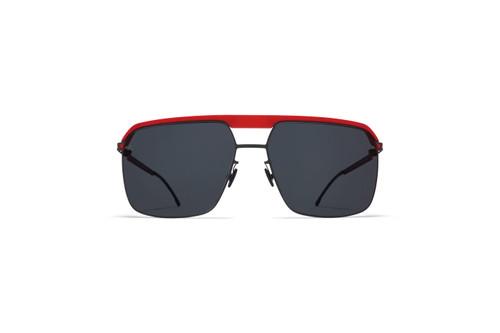 Mykita ML03 MH55 Black Lens /  Red/Black Frame