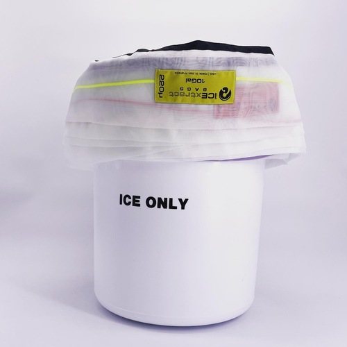 ICExtract Bags All Mesh 10Gal Singles and Kits