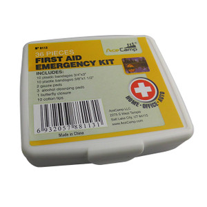 AceCamp First Aid Kit, 36 Piece Kit