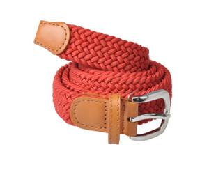 Women's Flexi Belt- Red