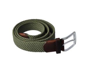 Men's Flexi Belt-Olive