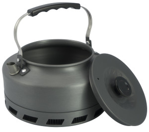AceCamp Hard-Anodized Aluminum Hi-Efficiency Kettle