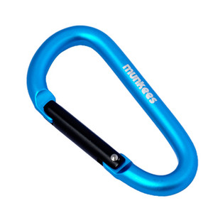 Munkees D-Shape Carabiner