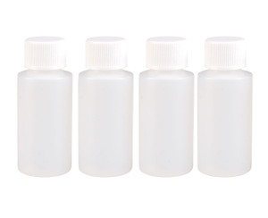 bottle set, 4-pack, travel, camping, liquids