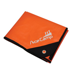 Multi Purpose Emergency, Blanket, grommeted, outdoor, survival, reflects, heat