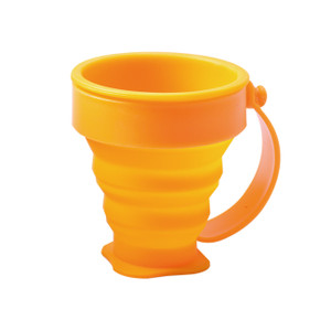 Collapsible Silicone Cup, Lightweight