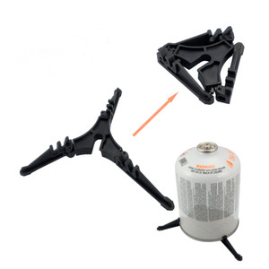 Foldable Gas Canister Stand Tripod