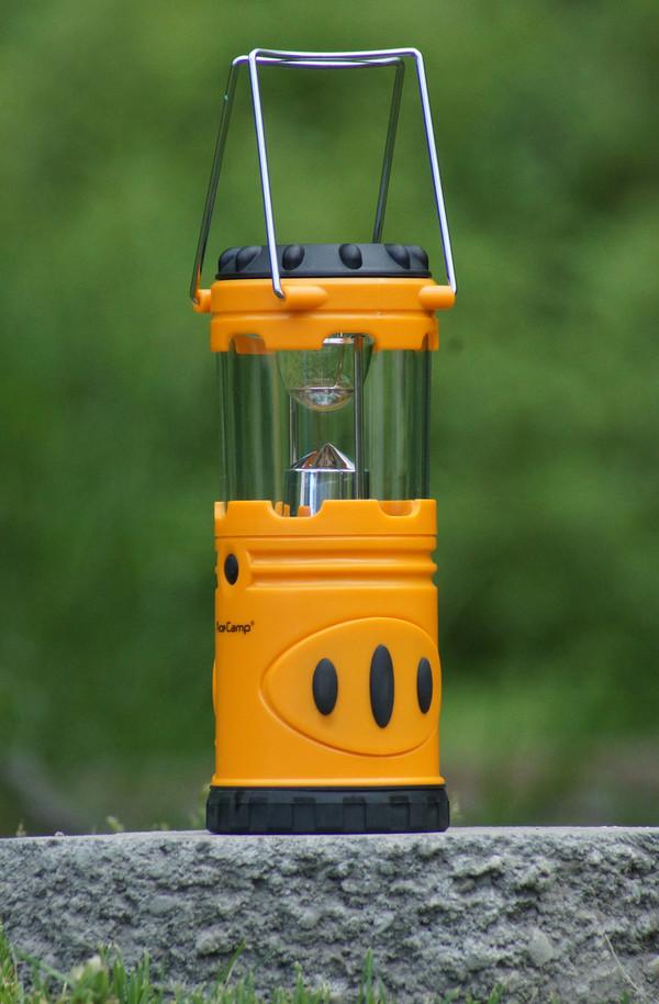 AceCamp, 4 lighting modes, 36 lumens, battery powered lantern