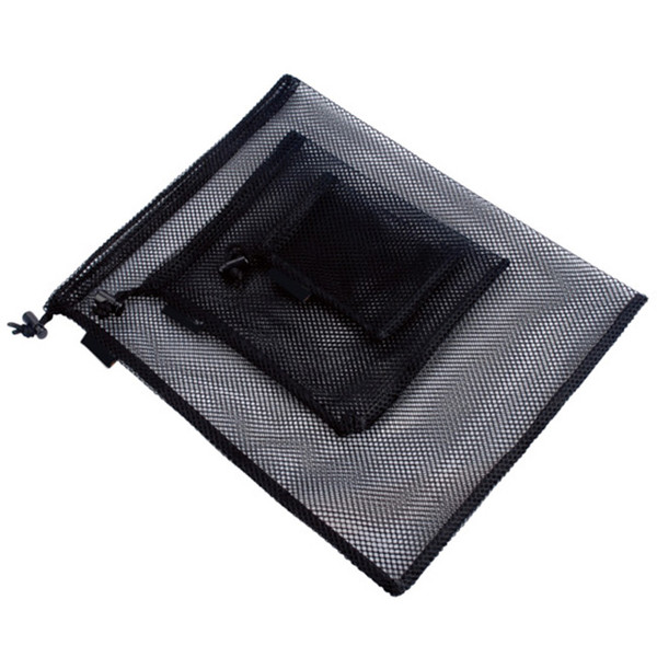 Mesh Pouch Set, Organization, Polyester, AceCamp