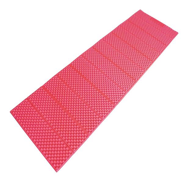 Full Length Sleeping Pad, Lightweight, Closed Cell, Convoluted Polyethylene