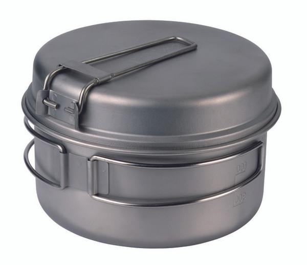 4-pc Titanium Cooking Set, Marked down 20%