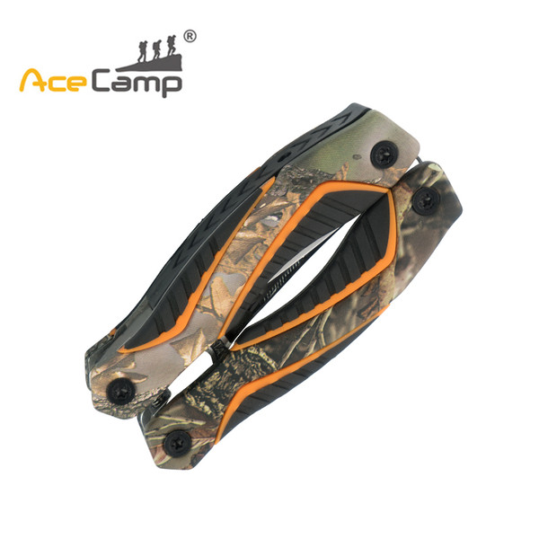 AceCamp Camo 10-in-1 Multi-tool