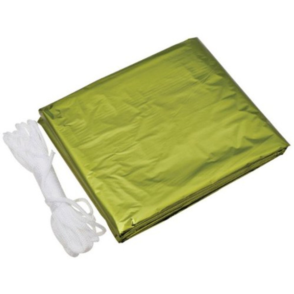 Reflective Tube Tent - Green