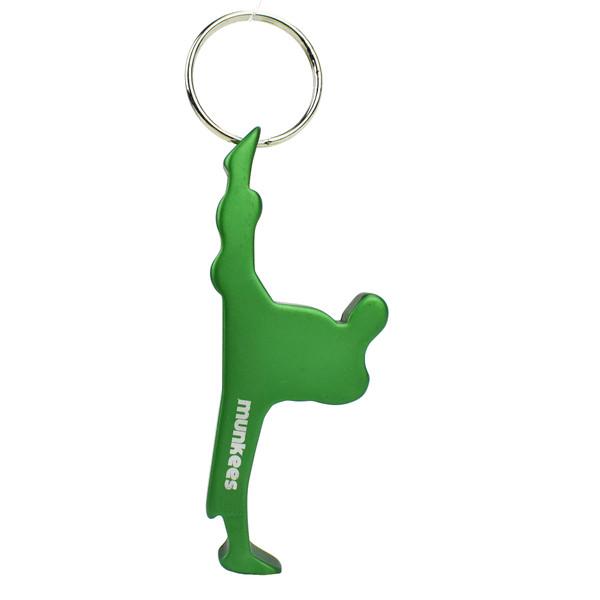 Munkees Athlete Bottle Opener Martial Arts Keychain