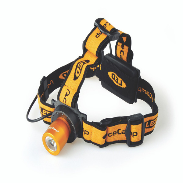 1 W LED Headlamp with Back Light