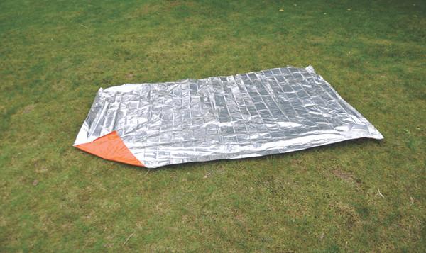 Double Sided Emergency Blanket