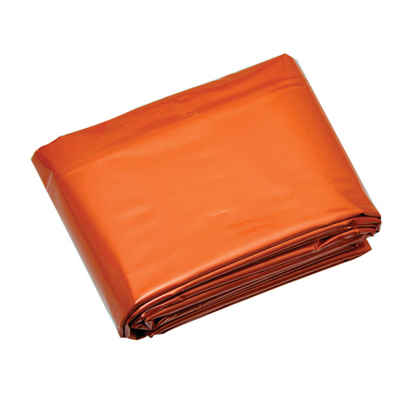 double sided, emergency blanket, survival, high visibility, lightweight, compact, survival