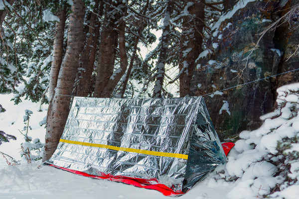 Reflective Tube Tent