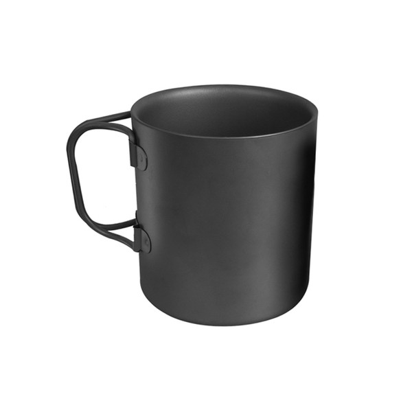 Titanium Double Wall Mug, Lightweight