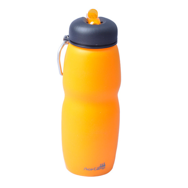 Squeezable Silicone Bottle , Nozzle, Hydration
