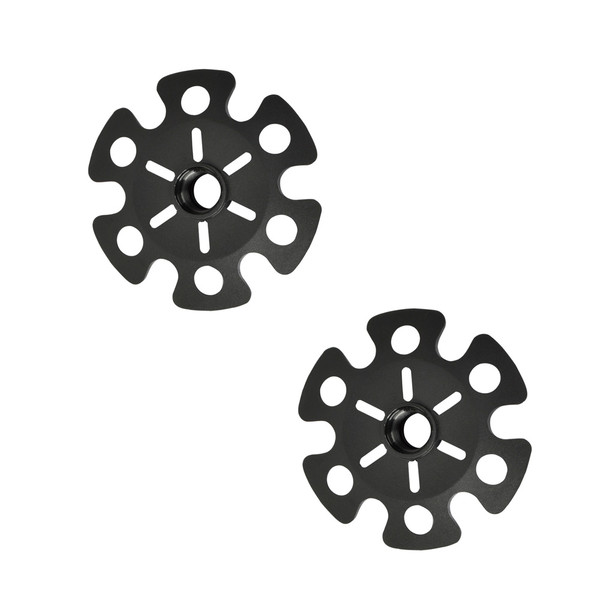 Trekking Pole Snowflake Baskets, Snow
