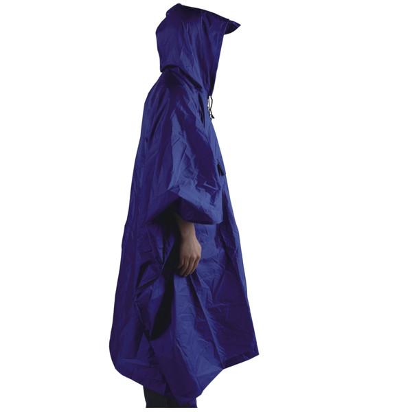 Nylon Backpacker Poncho