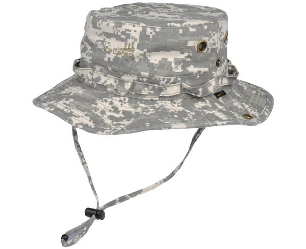 Travelers Camo Bucket Hat