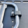 Upgrade kit for the BMW F850GSA Rear Rack