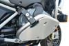 Crash Bar Reinforcement System for BMW R1250GSA