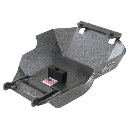 BDCW's ULTIMATE Skid Plate for KTM 950 and 990 Adventure motorcycles.