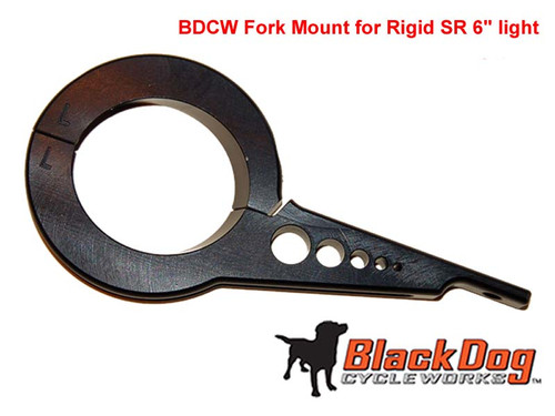 BDCW - Fork Light Mount (BMW R1200/1250 GS/GSA-LC - 2013+)