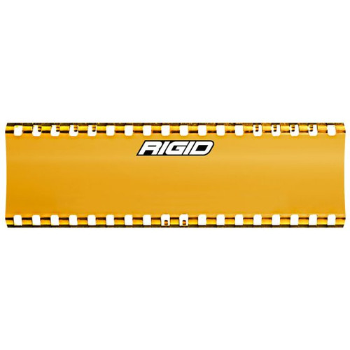 Rigid - 6-in. Single Row Cover (Amber)
