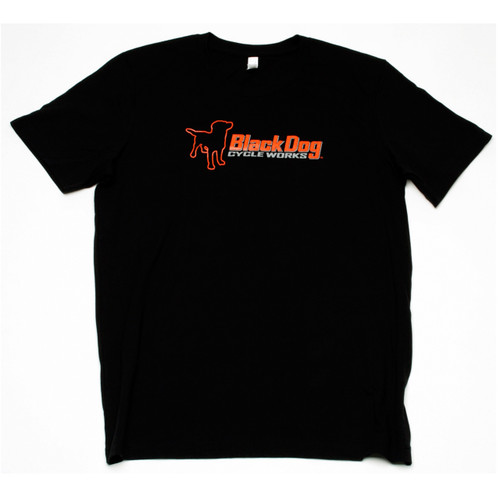 BDCW - Clothing - T-shirts (men - synthetic, black, short-sleeve)
