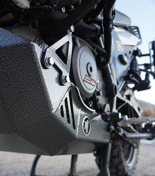 BDCW - ULTIMATE Skid Plate V3 w/Side Stand Relo (KTM 1290 SA-R/S)