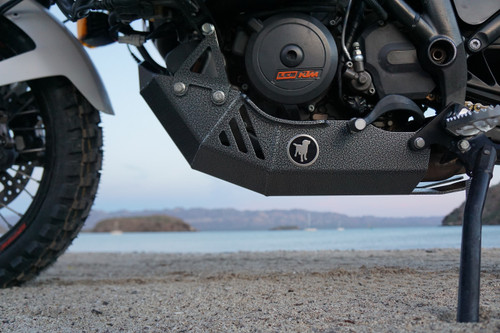 BDCW -  ULTIMATE Skid Plate 3.0 (KTM 1290SA/T w/side stand relo)