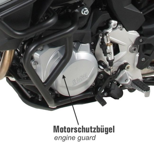 Hepco-Becker - Engine Bars (BMW F750/850GS - 2019+)
