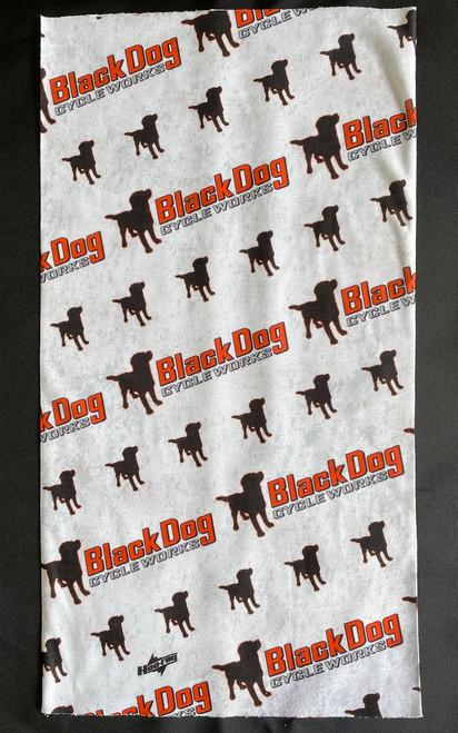 Black Dog Logo Lightweight Neck Gaiter