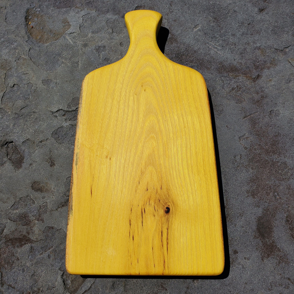 Osage Orange Paddle Board