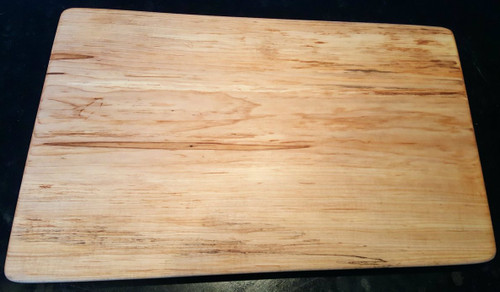 Medium Spalted Maple Cutting and Serving Board