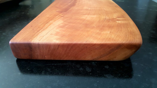 Cherry-  Serving/Cutting Block Style
