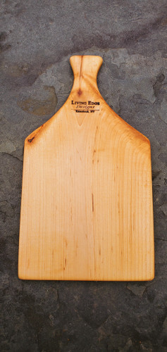 Maple Paddle Cutting & Serving Board