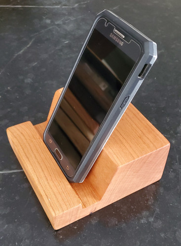 Cherry Phone Holder